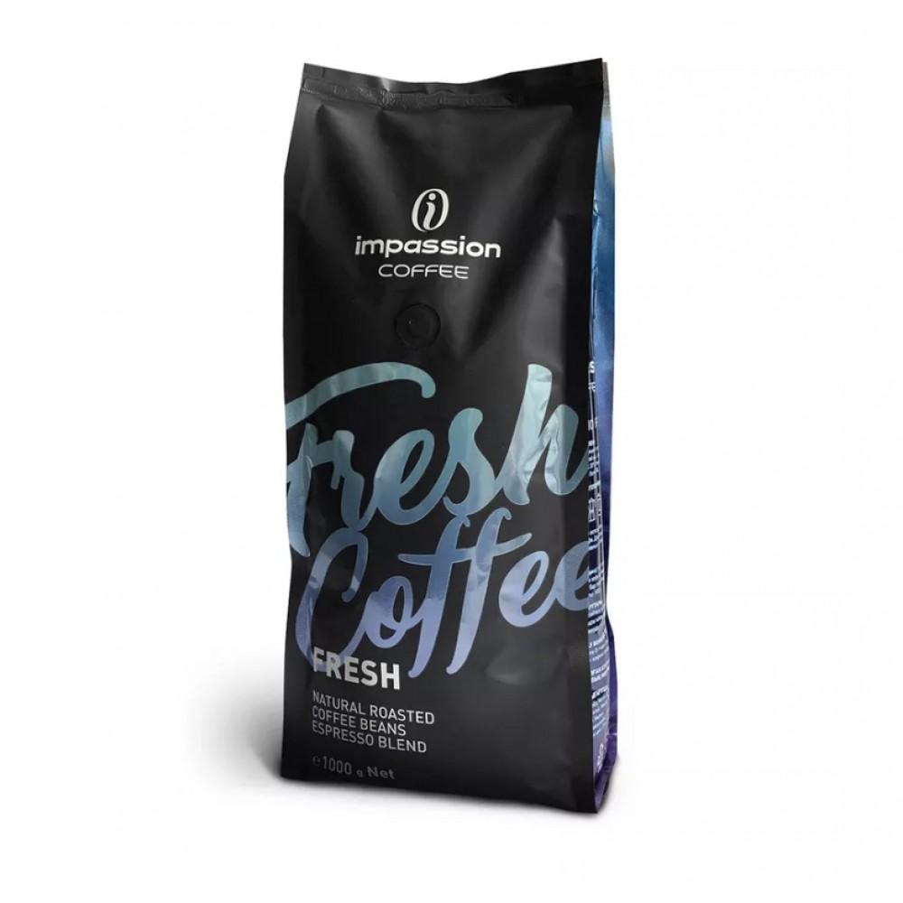 Кофе в зернах Impassion Fresh